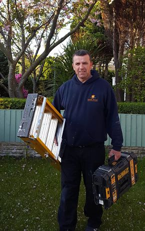 Liverpool Handyman with tools